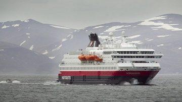 生物沼氣當燃料 挪威郵輪以死魚提供動力