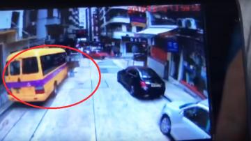 香港娃娃車衝下斜坡 司機阻車遭輾釀2死12人傷(視頻)