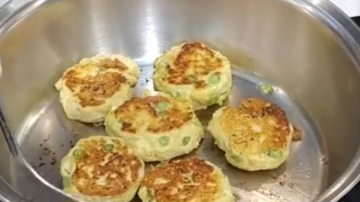 咖哩煎魚餅 獨特美味(視頻)