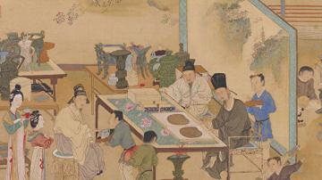 【文史】小私塾大文化——古代私學教育