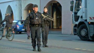 法國警方大搜捕 聖誕集市槍手被擊斃