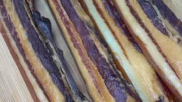广东腊肉 简单步骤就完成(视频)