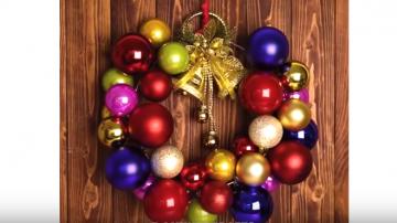 17个圣诞饰品 让你的房间超赞(视频)