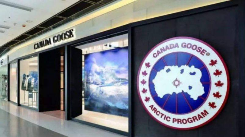 「愛國」熱情不敵寒潮?加拿大鵝北京店開業被擠爆