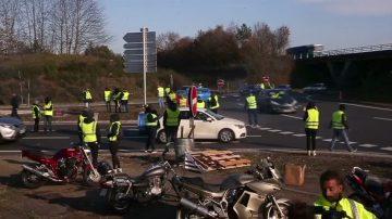 巴黎週六再發暴力抗議 當局考慮緊急狀態