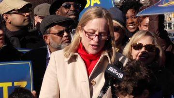 紐約皇后區區長宣布 競選皇后區地區檢察官