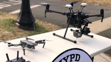 运用科技打击犯罪 纽约市警添置14架无人机
