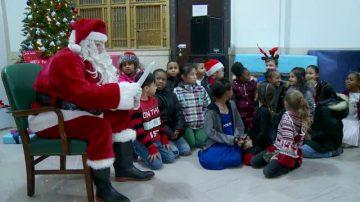 美國郵局聖誕老人行動 紐約第106年啟動