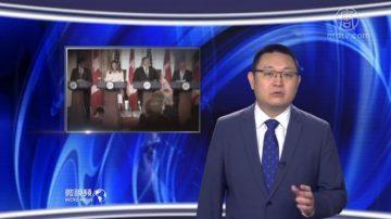 【微視頻】中共綁票事件 加拿大尋求盟國支持