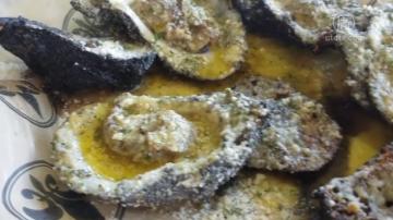 新奧爾良餐館進休斯頓 招牌菜炭烤牡蠣