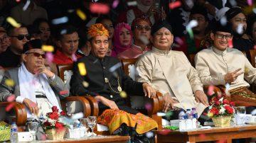 印尼總統候選人稱敗選國家會滅絕 遭批又不是古代動物