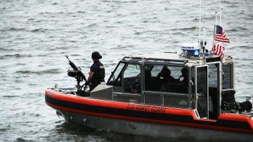 川普力排政府关门影响 海岸警卫队获发工资