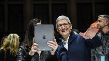 蘋果回國建廠 川普感謝增數千工作
