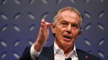 英前首相布莱尔呼吁为2次脱欧公投作准备