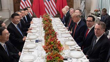 美媒:川普與北京談判有成效 將發表強硬聲明