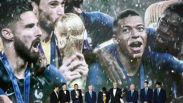 【2018十大国际新闻之八】2018俄罗斯世界杯 时隔20年法国再夺冠