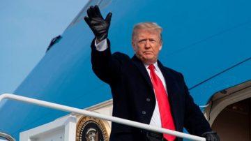 美国会不为边境墙买单 川普另辟蹊径