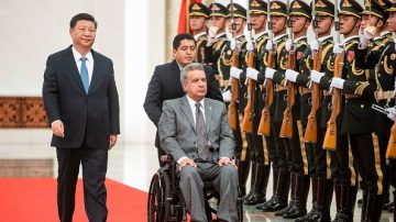 厄瓜多爾總統訪華 舊債未還又背10億美元新債