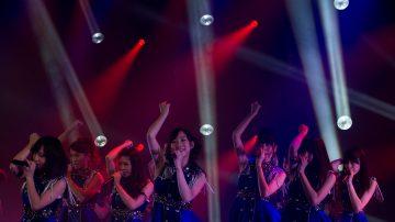 挥别演艺事业低潮 AKB48台北队圣诞节发EP