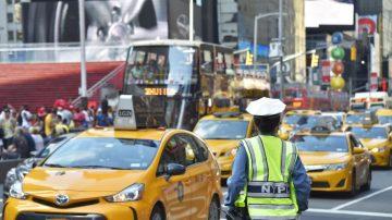 曼哈顿出租车交通拥堵费 纽约法官叫停