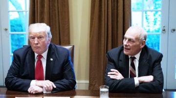 白宮幕僚長年底換人 老布希閣員回鍋任司法部長