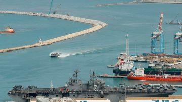 美国施压 以色列重审与中国的海法港协议