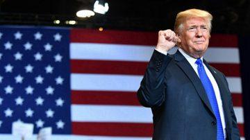 美媒談美中貿戰:川普強硬態度獲國際支持
