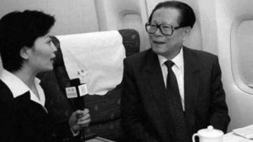 揭秘:江泽民专机空中转圈为胡锦涛让道内幕