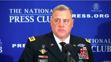 美參謀長聯席會議主席換將 陸軍首領獲提名