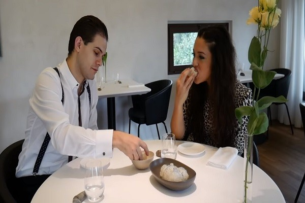 """米其林餐厅推新菜色""""炸空气"""" 上桌还会出现雷电"""