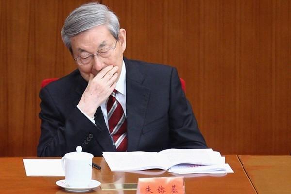 传朱镕基批评当局 法媒:北京已被套上紧箍咒