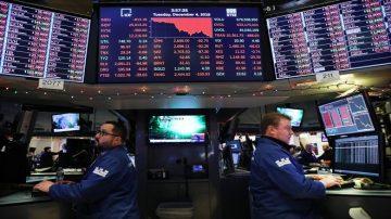 憂貿易戰前景 美股暴跌近800點 蘋果銷量不振