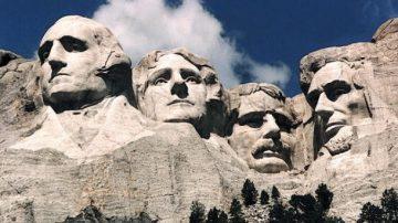 【藝術趣聞】山上的「四巨頭」