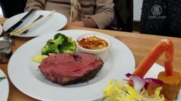 華人廚師創新菜式 融合中西製作
