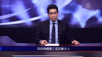 【严真点评】外交部大实话:中共拘捕第三名加国人