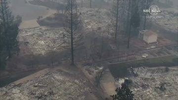 加州野火廢墟清理工程大 至少花30億美元
