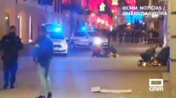 法國聖誕集市槍案屬恐怖行為 嫌犯在逃