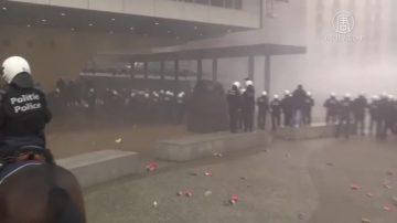 簽UN移民公約「捅漏子」 比利時爆發抗議