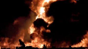 墨西哥油管破裂爆炸 火焰窜天已知20死61伤