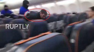 俄传劫机紧急迫降 劫机犯已遭制伏