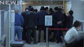 涉泄漏标案底价 大阪市公务员遭检调搜索约谈