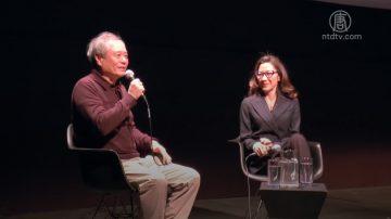 李安 杨紫琼纽约影迷座谈会 双方期待再合作