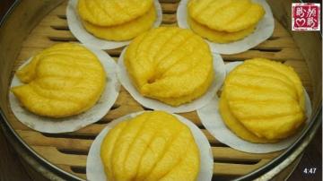 南瓜扇貝夾餅 營養、美味(視頻)