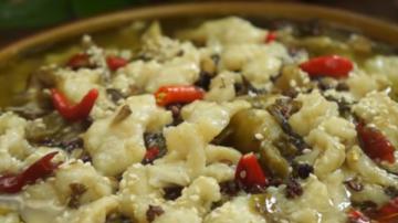自製酸菜魚 美味酸湯嫩魚超下飯(視頻)
