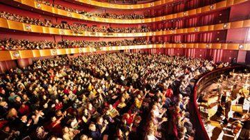 神韻一月紐約演出 14場爆滿轟動世界之都