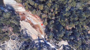 一游客在优胜美地国家公园落水死亡