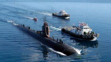 中共核潛艇致命缺陷曝光  美媒:重蹈蘇聯老路