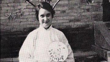 历史上的今天,1月3日:格雷迪丝•艾维德——小女人 大慈悲