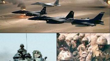 历史上的今天,1月16日: 海湾战争–现代战争的开端