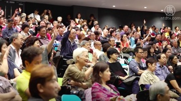 新加坡《大紀元時報》成功舉辦健康和風水講座
